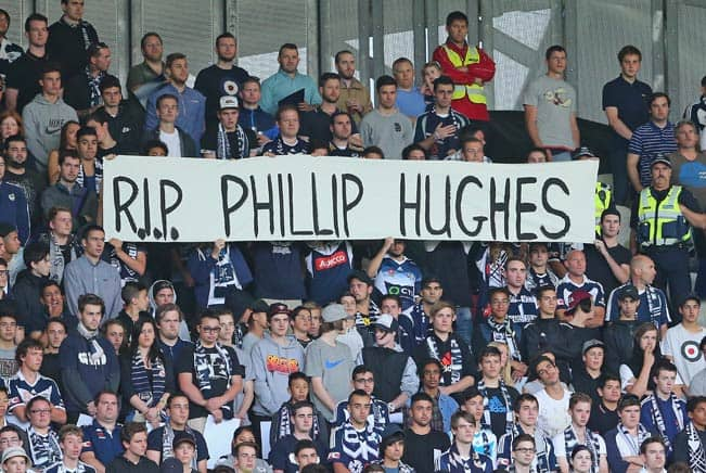 Phillip Hughes funeral to be screened live at Sydney Cricket Ground