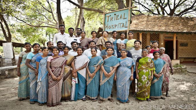 International Cardiovascular Health Alliance Keeps Hearts Healthy in Rural South India