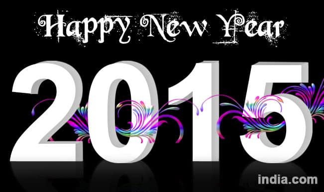Happy New Year 2015: Best New Year SMS, WhatsApp & Facebook Messages to send Happy New Year greetings