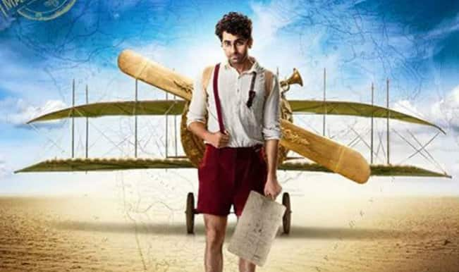 Ayushmann Khurrana starrer Hawaizaada trailer goes viral on the net!