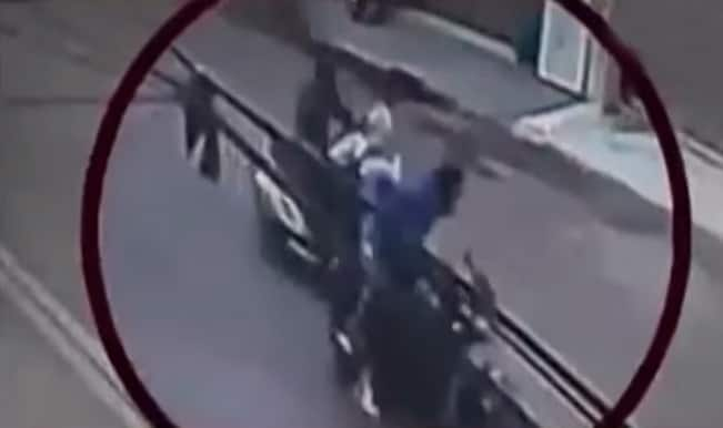महिला डॉक्टर पर तेजाब हमले में दोस्त गिरफ्तार
