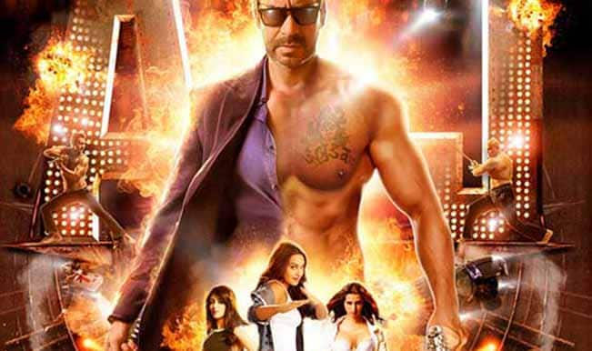 Action Jackson movie review: Watch at your own risk