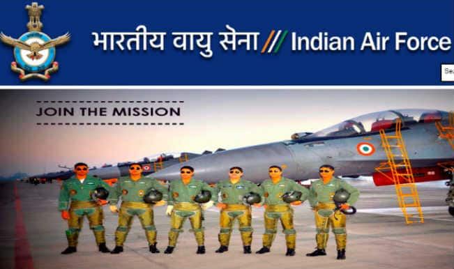 AFCAT 2015: Indian Air force seeks applicants for IAF posts via Air Force Common Admission Test at www.careerairforce.nic.in