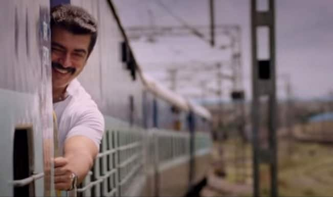 Yennai Arindhaal teaser: Ajith impresses with his macho look in the thriller!