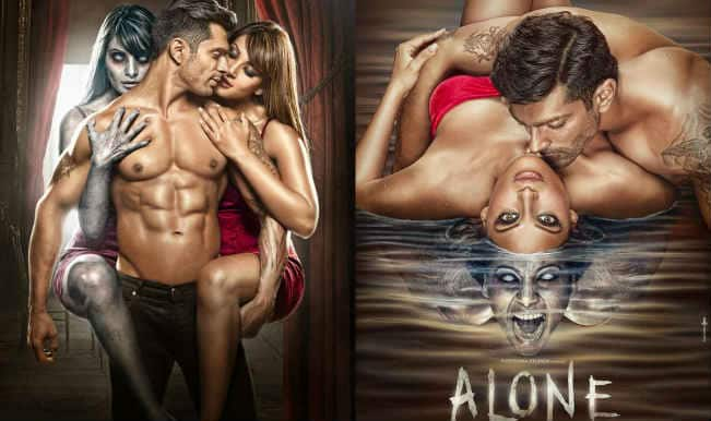 Alone: Bipasha Basu continues to be a creature even after Creature 3D!