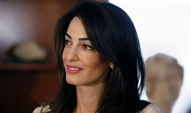 Amal Clooney is most fascinating person of 2014