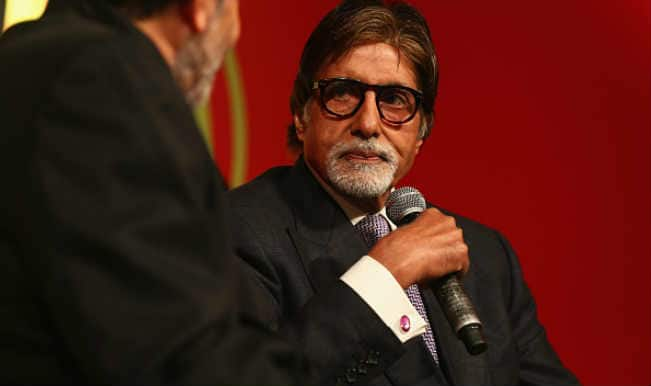 Amitabh Bachchan touches 12 million followers on Twitter