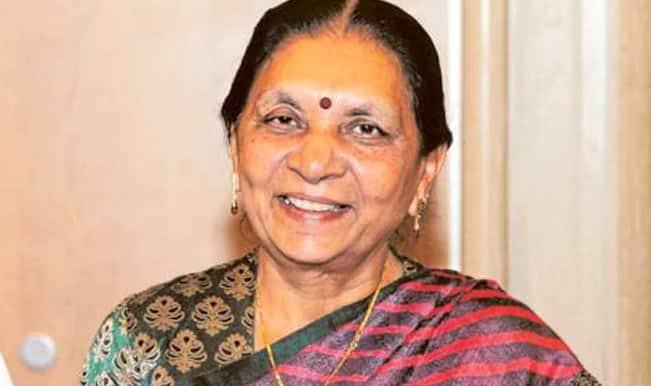 Unprecedented security cover in Gujrat; Chief Minister Anandiben Patel reviews situation