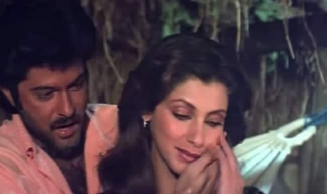Anil Kapoor's birthday special: Watch Anil Kapoor's hot scene with Dimple Kapadia