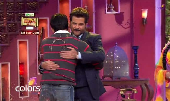 Comedy Nights With Kapil: Anil Kapoor wants Amitabh Bachchan as President of India under his rule