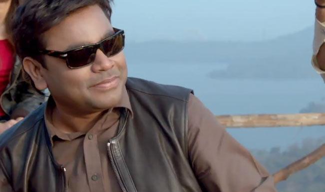 A.R. Rahman in contention for Oscar again