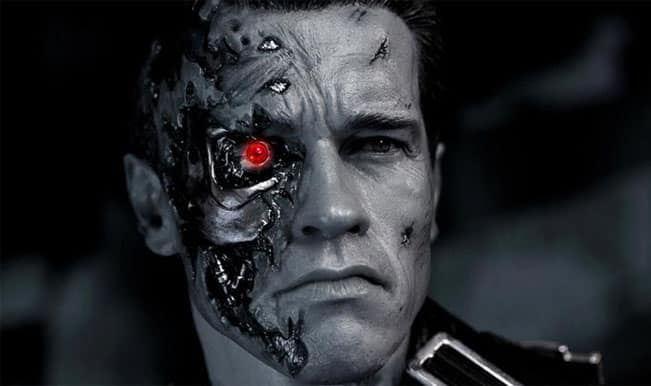 Terminator Genisys Trailer Launch Live Will Arnold Schwarzenegger Beat The Terminators