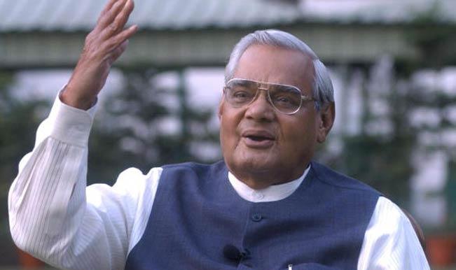 All India Radio plans poetry session to celebrate Atal Bihari Vajpayee's birthday