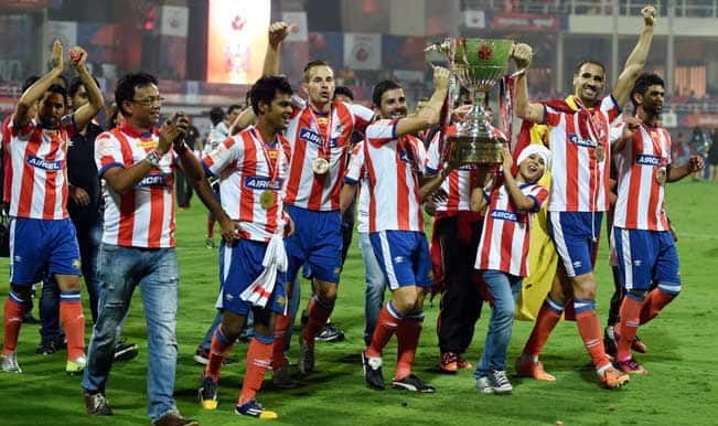 ISL 2014 Final: Mohammed Rafique's late header helps Atletico de Kolkata become the first champions