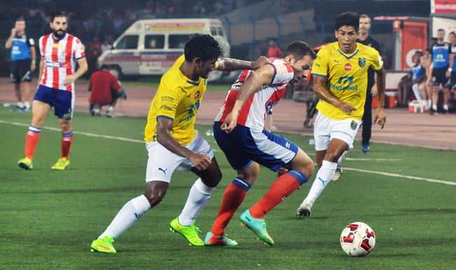 ISL 2014 Final: Kerala Blasters FC star David James expects tense clash against Atletico de Kolkata