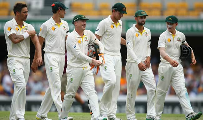 Australia beat India by 4 wickets in 2nd Test at Brisbane; lead series 2-0