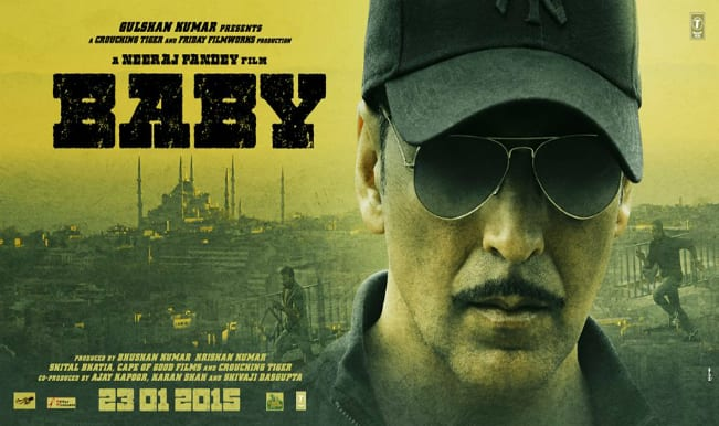 Akshay Kumar: Was surprised by the title of 'Baby' initially