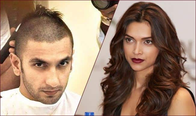Bajirao Mastani: Ranveer Singh goes bald; what will Deepika Padukone do?