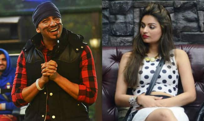 Bigg Boss 8 Day 89 Episode: Ali Quli Mirza calls Dimpy Mahajan naagin, himself the mongoose!