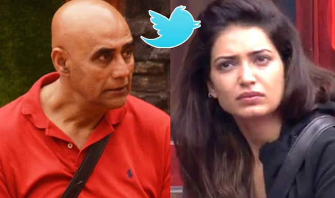 Bigg Boss 8: Karishma Tanna finds support from Twitterati after Puneet Issar's daughter make outrageous comment!