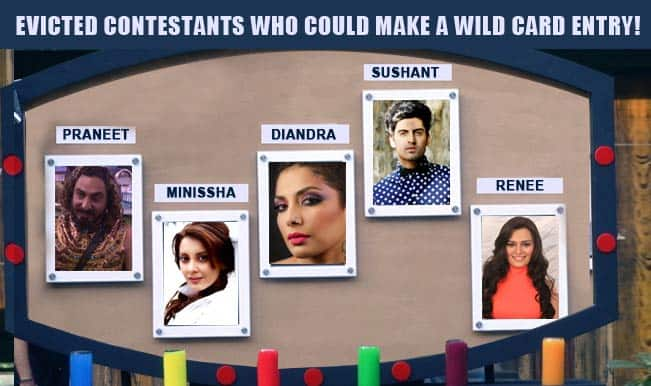 Bigg Boss 8: Top 5 evicted contestants who could probably make a wild card entry on the show!