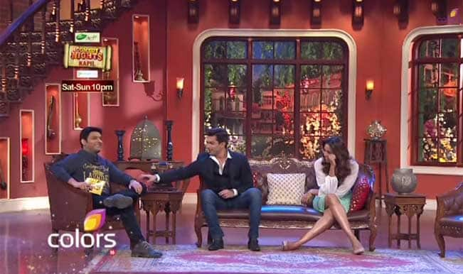 Comedy Nights With Kapil: Bipasha Basu and Karan Singh Grover set the temperature soaring with Alone