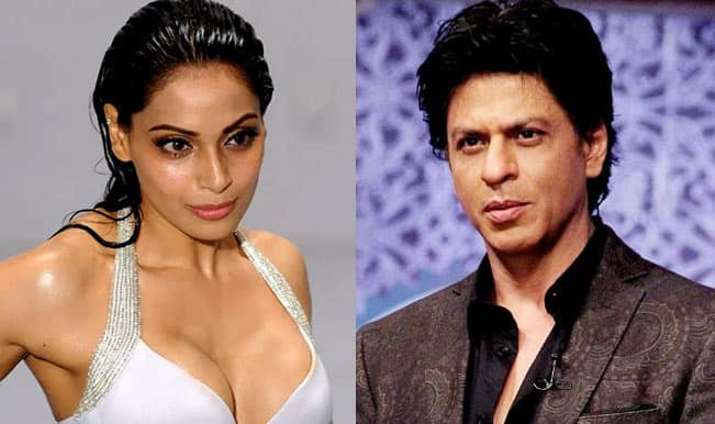 Why is Shah Rukh Khan scared of meeting Bipasha Basu Alone?