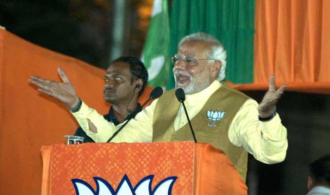 नरेंद्र मोदी: झारखंड लूटने वालों को दंडित करें