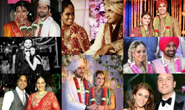Bollywood glam weddings of 2014: Top 10 celebrities who got hitched this year!