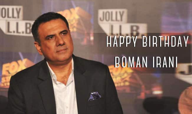 बमन को 55वें जन्मदिन पर बॉलीवुड से ढेरों बधाइयां