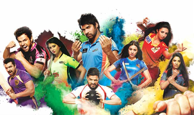 Box Cricket League Teams: BCL 2014 Team Details With TV Actors & Names of Celebrities