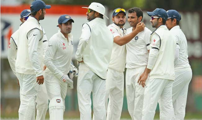 India take on Cricket Australia XI in a two-day match on December 4 after 1st Test postponed