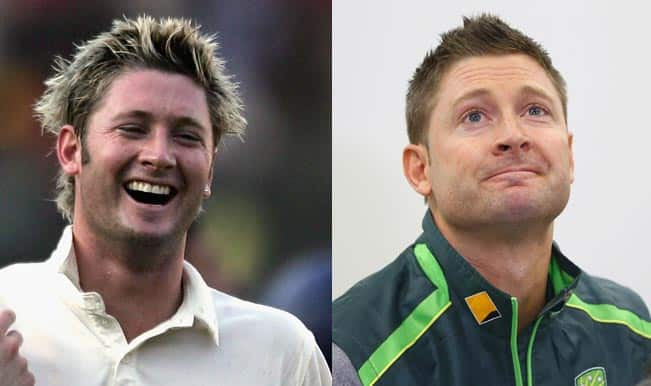 Michael Clarke's journey from being 'Pup' to 'Leader' of the Australian Cricket Team!
