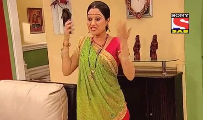 Taarak Mehta ka Ooltah Chashmah: Daya chooses shopping over pleasing Jethalal