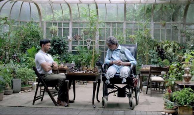 Wazir teaser: Farhan Akhtar and Amitabh Bachchan starrer promises to be an intense drama