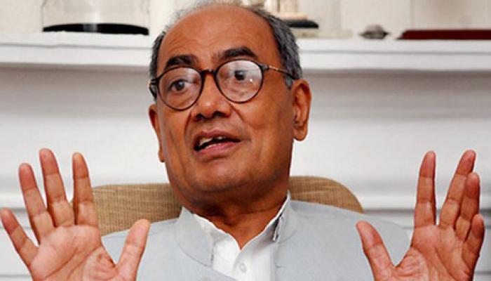 No U-turn by Rahul Gandhi on RSS role: Digvijay Singh