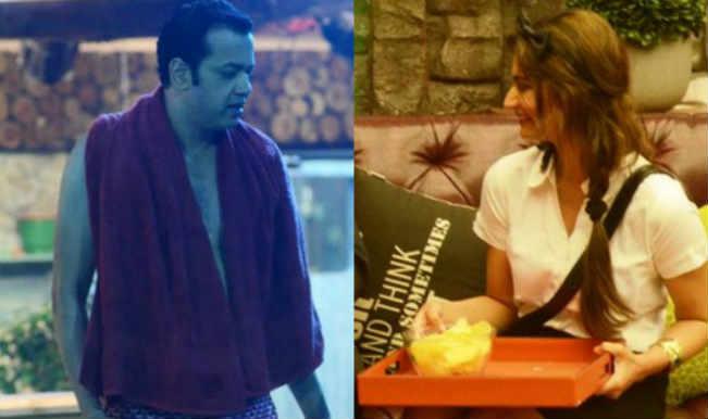 Bigg Boss 8: Did Dimpy Mahajan poison Rahul Mahajan's drink?