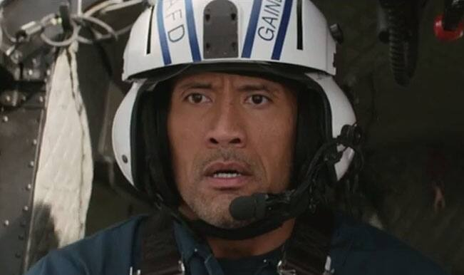 San Andreas official teaser trailer review: Dwayne 'The Rock' Johnson tries to save lives as California falls apart