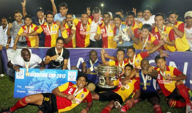 """East Bengal most """"liked"""" Indian club on Facebook - India.com"""