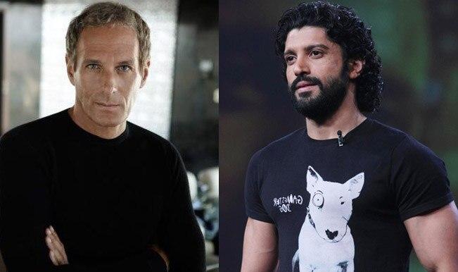 Farhan Akhtar's MARD anthem: Will Michael Bolton sing for Farhan?