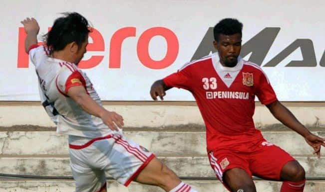 Federation Cup 2014-15: Pune FC register comeback win over Shillong Lajong in Group B opener