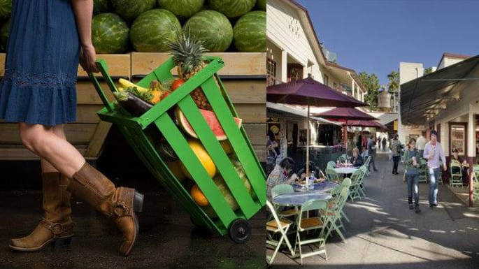 L.A.'s Original Farmers Market Is Perfect For Sweet And Savory Foodies