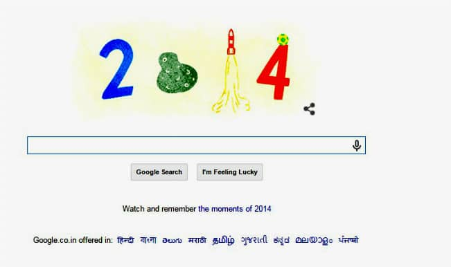 2014 trending topics Google Doodle: Elections, FIFA, Narendra Modi, iPhone 6 tops the list of Most Searched Topics in India