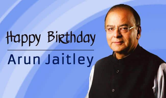 Arun Jaitley Birthday Special: Lesser known facts about the Union Minister