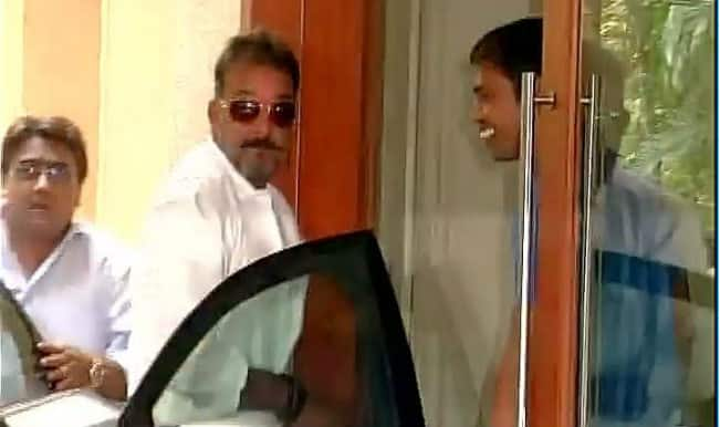 Sanjay Dutt out of Yerwada jail on 14-day furlough to celebrate PK on Christmas