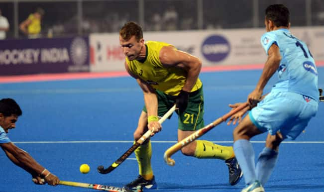 India finish fourth in Hockey Champions Trophy 2014 after 1-2 loss to Australia