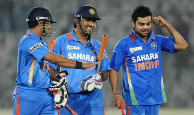 Team India for ICC Cricket World Cup 2015: List of 30 probable players most likely to be announced