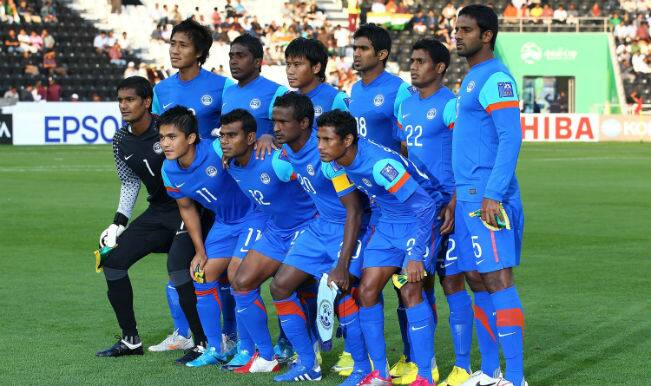 Indian football team drops to worst-ever FIFA ranking of 171