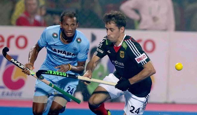 Hockey Champions Trophy 2014 Pool B Result: Fuchs' late strike helps Germany down India
