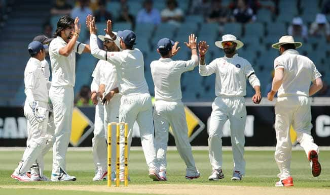 India vs Australia 2014-15 1st Test: Free Live Streaming of Day 2 at Adelaide